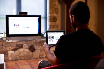 conectar una tablet a la tv